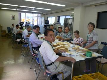 20100831 あおぞら発送風景.JPGのサムネール画像